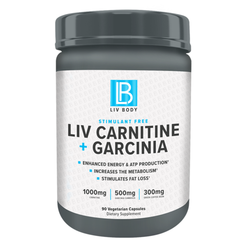 Liv Body CARNITINE + GARCINIA