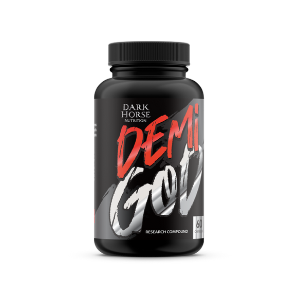 DARK HORSE NUTRITION DEMI GOD | DARK HORSE NUTRITION | Any Body Supplements