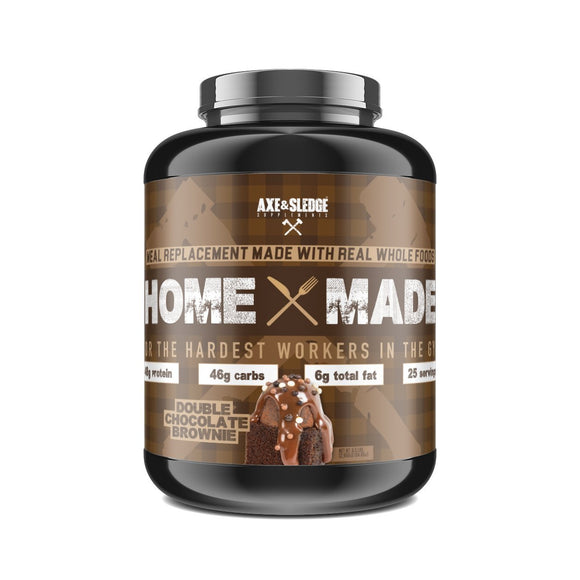 HOME MADE Meal Replacement | AXE & SLEDGE | Any Body Supplements