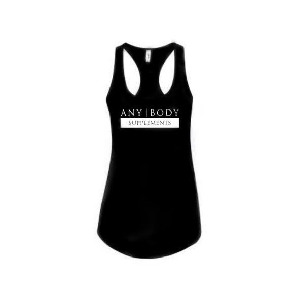 Any Body Supplements Women's Tank Tops