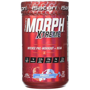 Isatori Technologies Morph Xtreme Pre Workout Plus Bcaa | ISATORI | Any Body Supplements