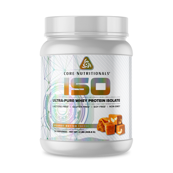 Core Nutritionals Ultra-Pure Isolate whey Protein