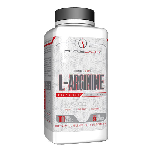 Purus Labs L-Arginine | PURUS LABS | Any Body Supplements