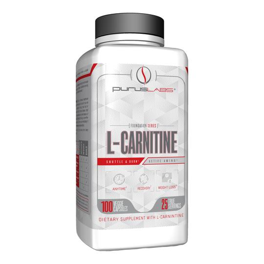 Purus Labs L-CARNITINE | PURUS LABS | Any Body Supplements