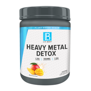 Liv Body HEAVY METAL DETOX