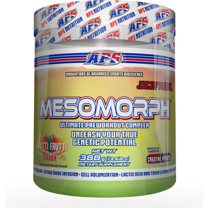 APS Nutrition MESOMORPH Pre workout-PRE WORKOUT-Any Body Supplements