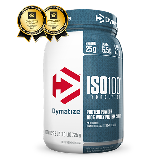 Dymatize ISO 1- Whey Protein Powder Isolate | DYMATIZE | Any Body Supplements