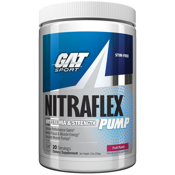 Gat Sports NITRAFLEX PUMP