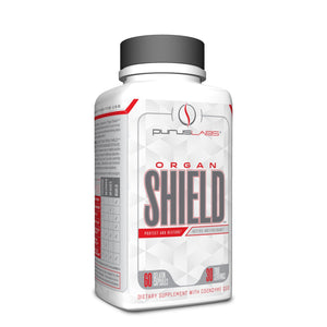 Purus Labs ORGAN SHIELD - Active Antioxidant, liver and organ support