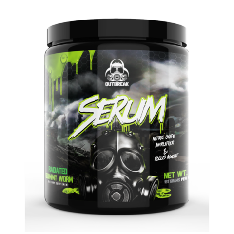 Outbreak Nutrition SERUM | NItric Oxide