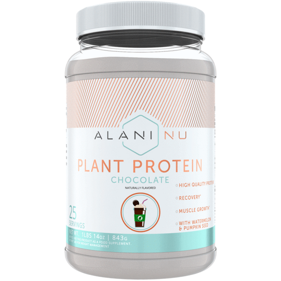 Alani Nu Plant Protein | ALANI NUTRITION | Any Body Supplements