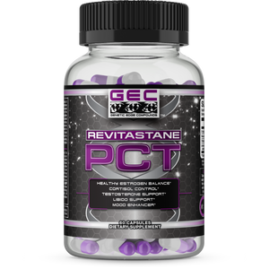 GEC REVITASTANE PCT 6 CT | GENETIC EDGE COMPOUNDS | Any Body Supplements