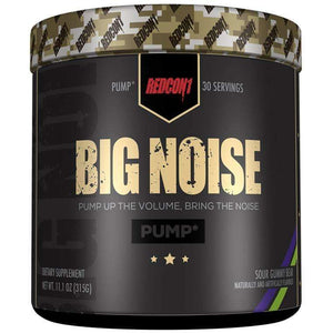 REDCON1 BIG NOISE PRE WORKOUT | REDCON1 | Any Body Supplements