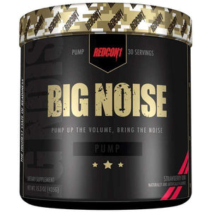 REDCON1 BIG NOISE PRE WORKOUT-PRE WORKOUT-Any Body Supplements