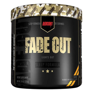 Redcon1 Fade Out SLEEP FORMULA