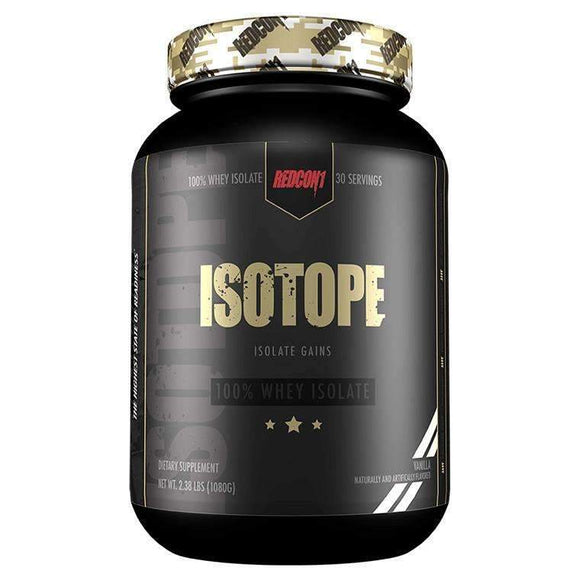 Redcon1 ISOTOPE WHEY PROTEIN ISOLATE, 2 LB