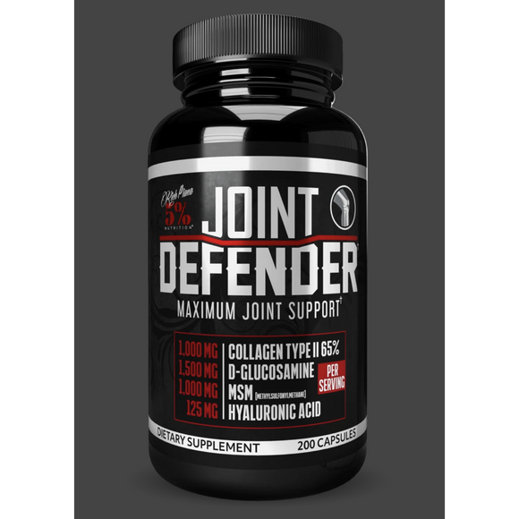 Joint Defender Maximum Joint Support | Rich Piana 5% Nutrition | Any Body Supplements