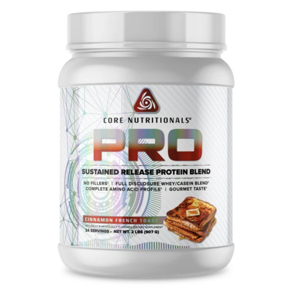 Core PRO - Gourmet Protein Blend | CORE NUTRITIONALS | Any Body Supplements