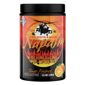 NAPALM THERMOGENIC PRE-WORKOUT
