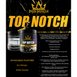 Iron Muscle Top Notch Pre-Workout