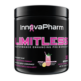 Innovapharm Limitless Pre Workout 30 Servings - Intense Focus
