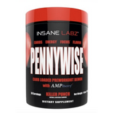 Insane Labz PENNYWISE Carb Loaded Pre-Workout