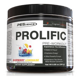 PEScience PROLIFIC Pre Workout