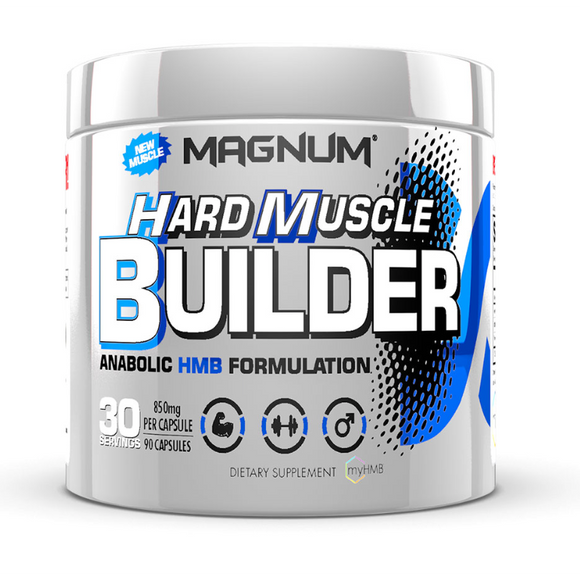 Magnum Nutraceuticals Hard Muscle Builder | MAGNUM NUTRACEUTICALS | Any Body Supplements