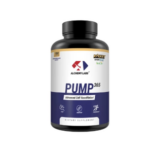 PUMP 365  by Alchemy Labs