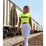 Any Body NEON Womens Shirts