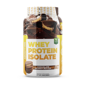 About Time Whey Isolate Protein Powder | ABOUT TIME | Any Body Supplements