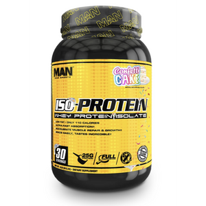 MANsports ISO-Protein - 3 Servings | MAN SPORTS | Any Body Supplements