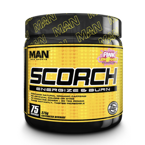 MANsports Scorch Powder - 75 Servings