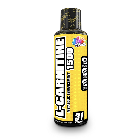 MANsports L-Carnitine 15, 31 Servings | MAN SPORTS | Any Body Supplements