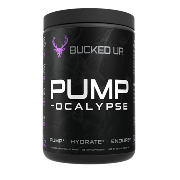 BUCKED UP PUMP-ocalypse