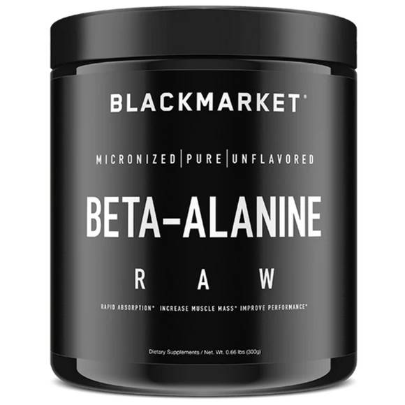 BLACKMARKET LABS BETA ALANINE