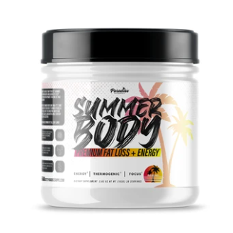 SUMMER BODY | PREMIUM FAT BURNER + ENERGY