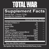 REDCON1 TOTAL WAR PREWORKOUT-PRE WORKOUT-Any Body Supplements