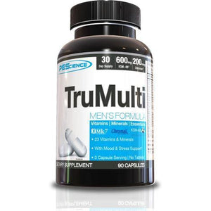 TruMulti Men's Vitamins | PESCIENCE | Any Body Supplements