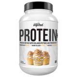 Inspired Nutraceuticals PROTEIN+ Collagen & Probiotics
