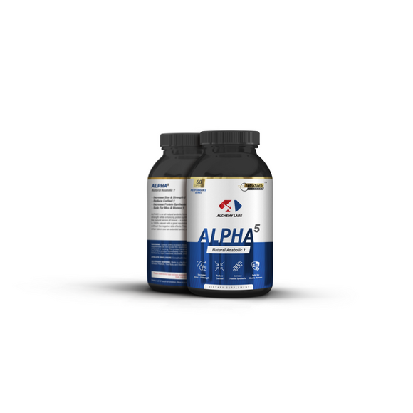 Alchemy Labs ALPHA 5 | ALCHEMY LABS | Any Body Supplements