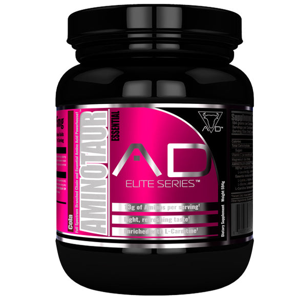 Project AD AMINOTAUR Amino Acid Powerhouse