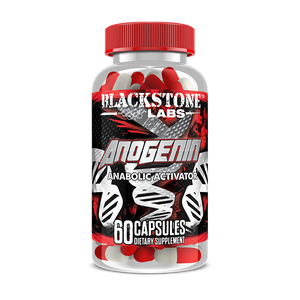 Blackstone Labs ANOGENIN Laxogenin 60 Caps