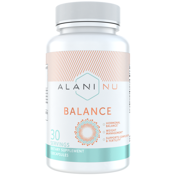 Alani Nu BALANCE | ALANI NUTRITION | Any Body Supplements