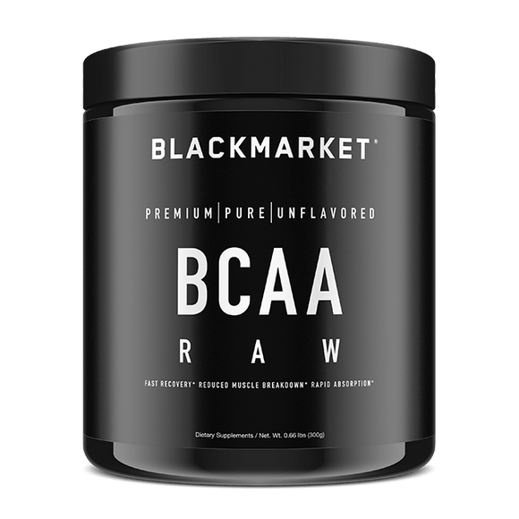 Blackmarket Labs. RAW BCAA