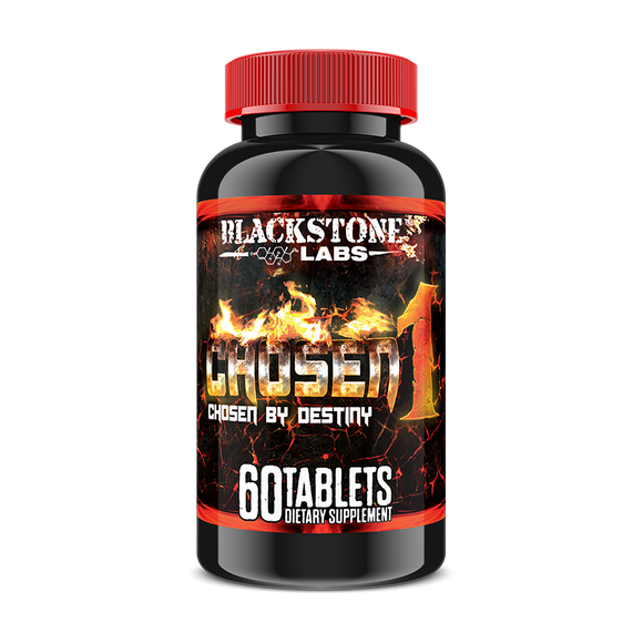 Blackstone Labs Chosen1 - 6 Tab | BLACKSTONE LABS | Any Body Supplements