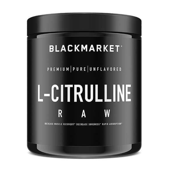 Blackmarket Labs RAW L-CITRULLINE