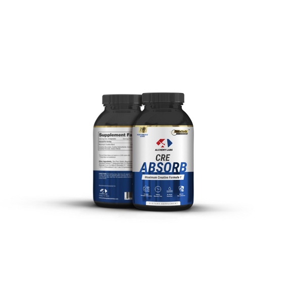 Alchemy Labs CRE ABSORB creatine formula