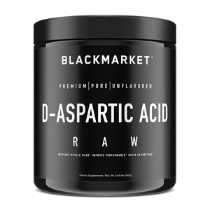 Blackmarket Labs D-ASPARTIC ACID