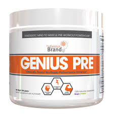 Genius PRE Pre-workout Powder